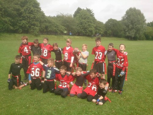 Picture Courtesy of Chorley Buccaneers